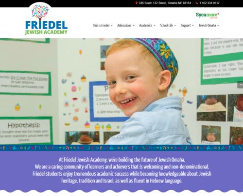 Friedel Jewish Academy